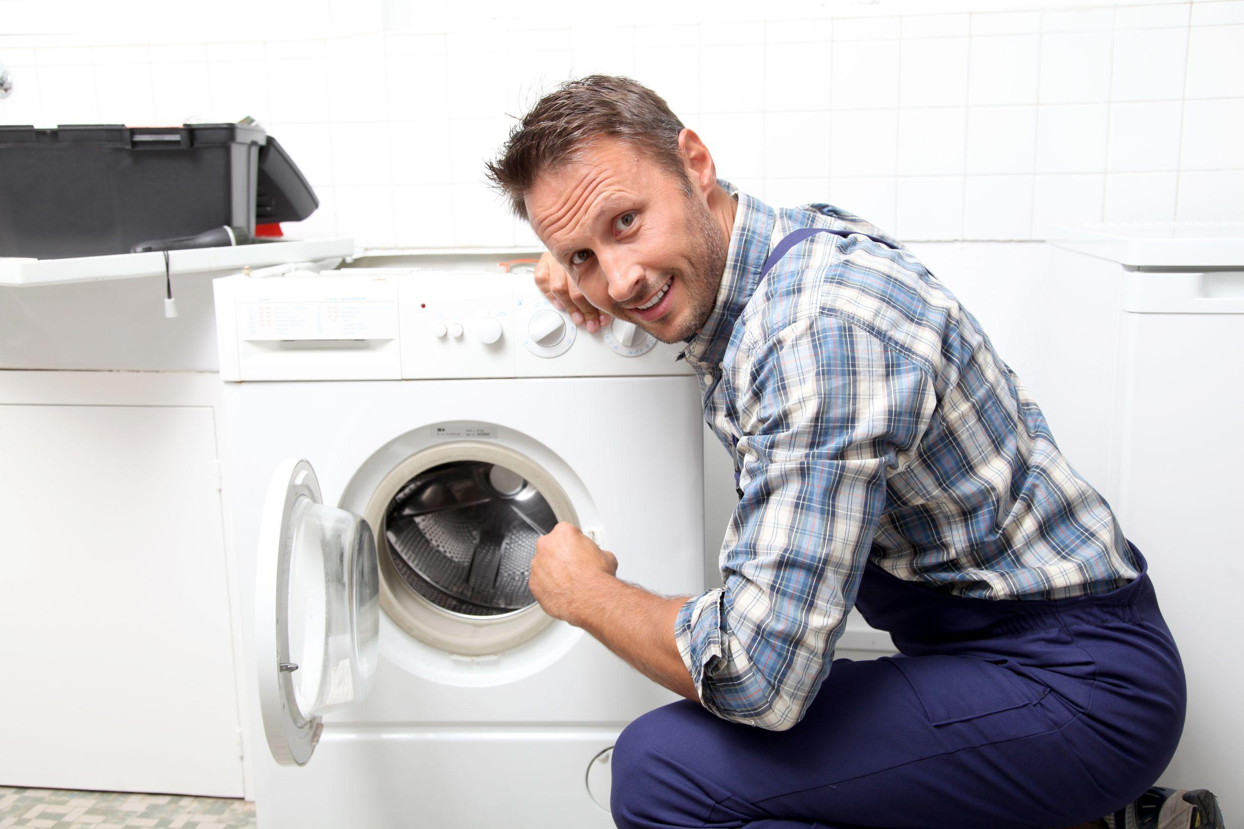 Dịch vụ sửa máy giặt tại Thuận An