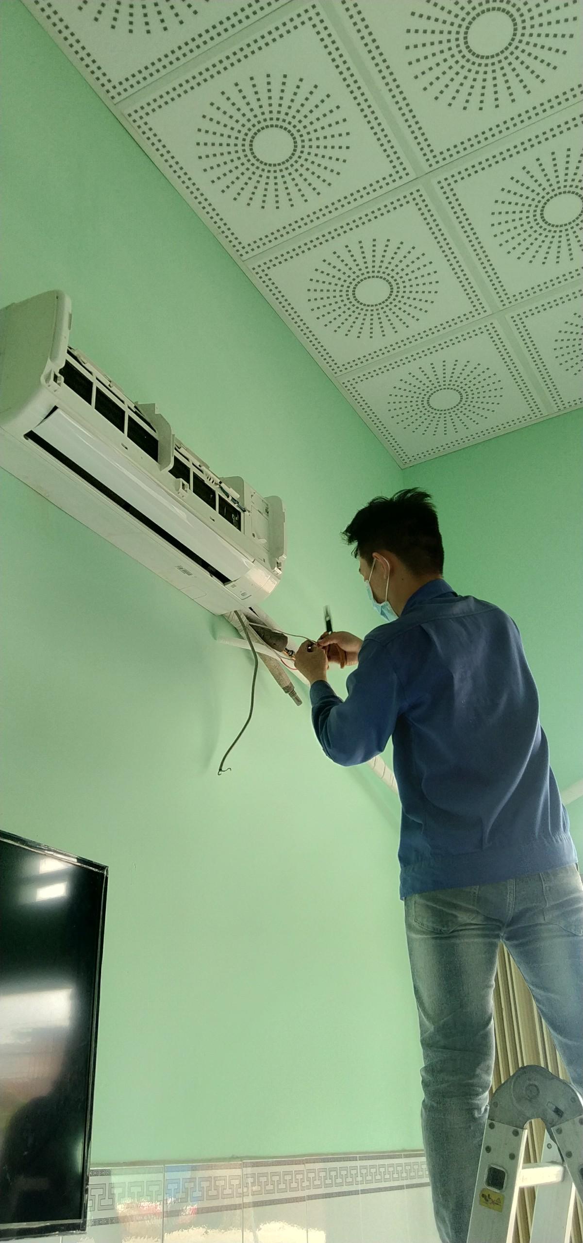 Dịch vụ vệ sinh máy lạnh tại Thủ Dầu Một 1