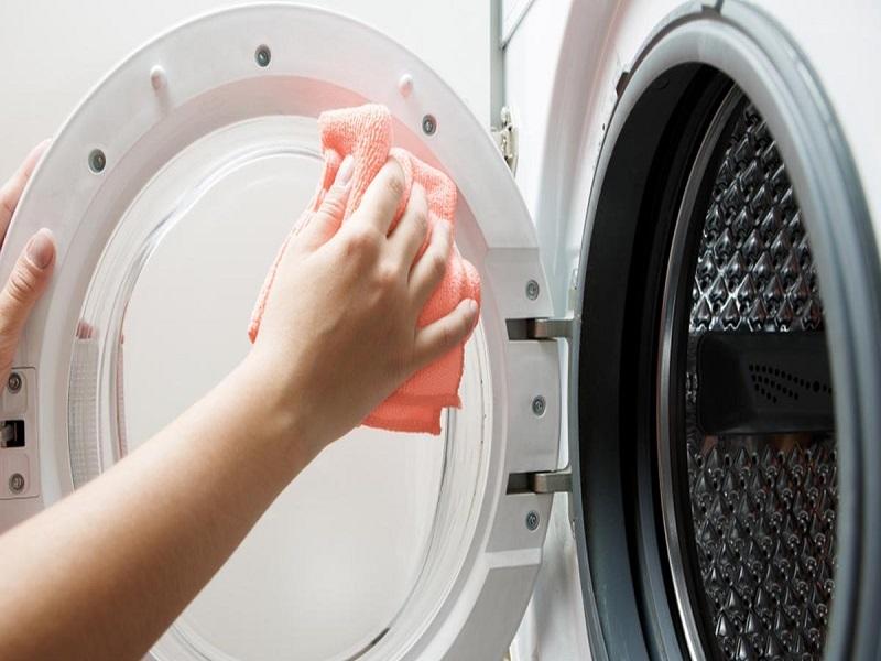 dịch vụ vệ sinh máy giặt tại Thuận An